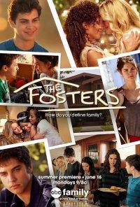Poster da série Familia de Acolhimento / The Fosters (2013)