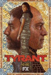 Poster da série Tyrant (2014)