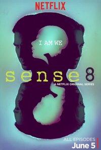 Poster da série Sense8 (2015)