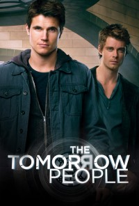 Poster da série The Tomorrow People (2013)