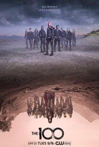 Poster da série The 100 (2013)