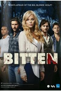 Poster da série Bitten (2014)