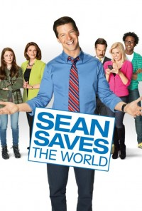 Poster da série Sean Saves the World (2013)