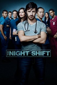 Poster da série The Night Shift (2014)