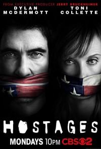 Poster da série Hostages (2013)