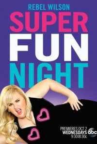 Poster da série Super Fun Night (2013)