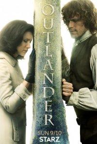 Poster da série Outlander (2014)