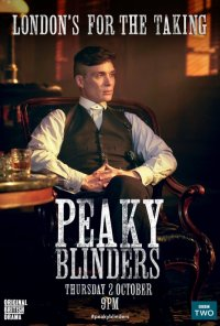 Poster da série Peaky Blinders (2013)