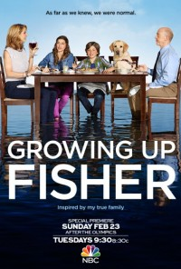 Poster da série Growing Up Fisher (2014)