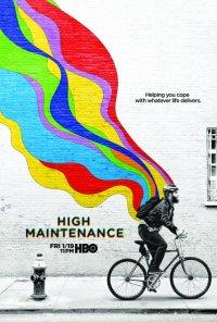Poster da série High Maintenance (2016)