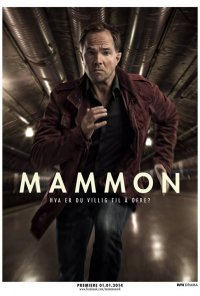 Poster da série Operação Abutres / Mammon (2014)