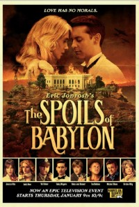 Poster da série The Spoils of Babylon (2014)