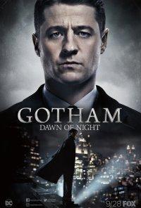 Poster da série Gotham (2014)