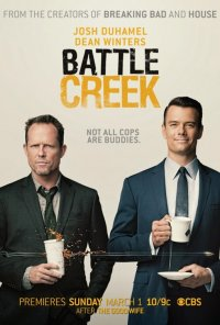 Poster da série Battle Creek (2015)