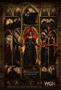 Poster da série Salem (2014)
