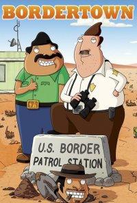 Poster da série Bordertown (2015)