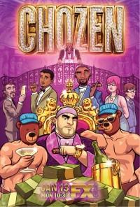 Poster da série Chozen (2014)