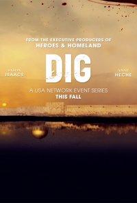 Poster da série Dig (2015)