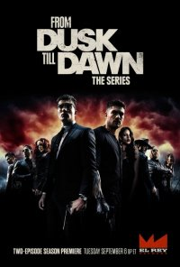 Poster da série From Dusk Till Dawn: The Series (2014)