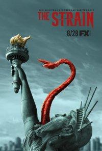Poster da série The Strain (2014)