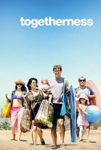 Poster da série Togetherness (2015)