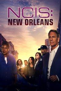 Poster da série Investigação Criminal: New Orleans / NCIS: New Orleans (2014)