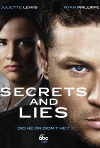 Poster da série Secrets & Lies (2015)
