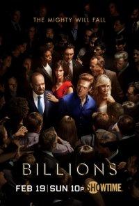 Poster da série Billions (2016)