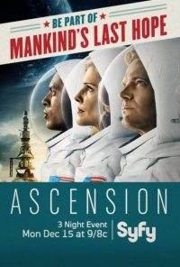 Poster da série Ascension (2014)