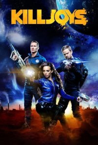 Poster da série Killjoys (2015)