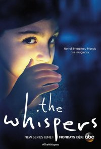 Poster da série The Whispers (2015)