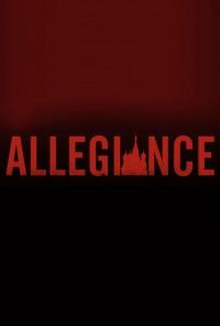 Poster da série Allegiance (2015)