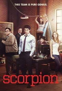 Poster da série Scorpion (2014)