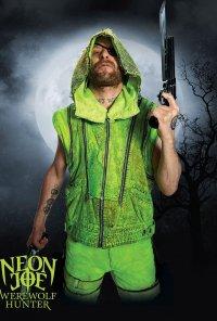 Poster da série Neon Joe, Werewolf Hunter (2015)