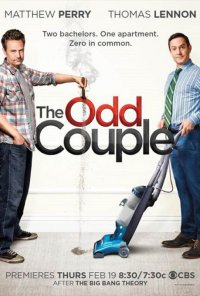 Poster da série The Odd Couple (2015)