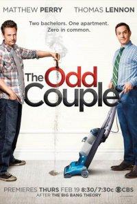 Poster da série The Odd Couple (2015)