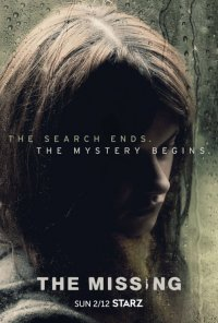 Poster da série The Missing (2014)