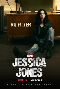 Poster da série Marvel's Jessica Jones (2015)