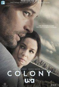 Poster da série Colony (2016)