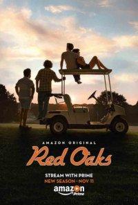 Poster da série Red Oaks (2014)