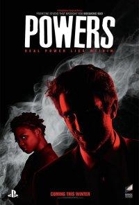 Poster da série Powers (2015)