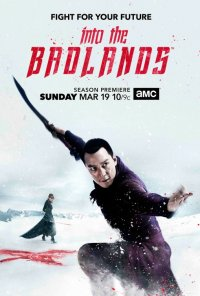 Poster da série Into the Badlands (2015)