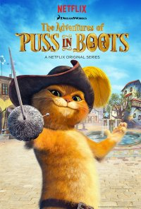 Poster da série The Adventures of Puss in Boots (2015)