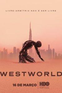 Poster da série Westworld (2016)