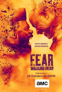 Poster da série Fear the Walking Dead (2015)