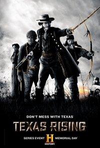 Poster da série Texas Rising (2015)