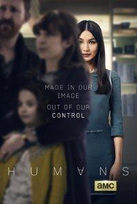 Poster da série Humans (2015)