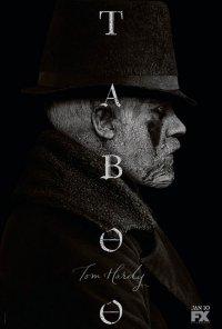 Poster da série Taboo (2017)