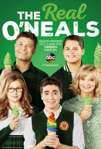 Poster da série The Real O'Neals (2016)