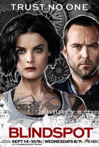 Poster da série Blindspot (2015)